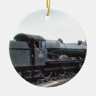 Tren Adorno Redondo De Cerámica