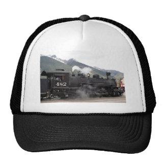 Tren del vapor, Colorado, los E.E.U.U. 2 Gorro