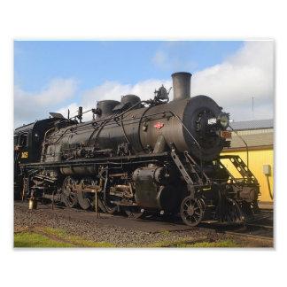 Tren del vapor de Essex Cojinete