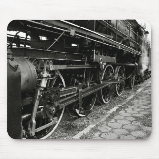 Tren del vapor del vintage mouse pads