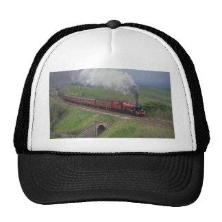 Tren del vapor gorro