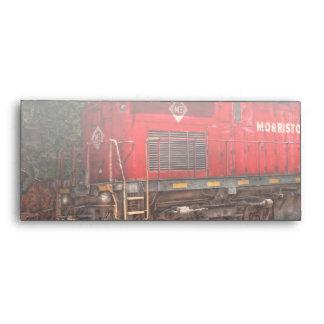 Tren - diesel - Morristown Erie