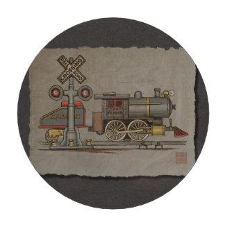 Tren eléctrico del juguete juego de fichas de póquer