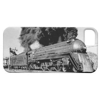¡Tren limitado del siglo XX Highball él! Vintage iPhone 5 Case-Mate Cobertura