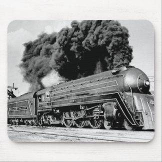 ¡Tren limitado del siglo XX Highball él! Vintage Mouse Pad