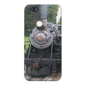 Tren locomotor i del vintage iPhone 5 fundas