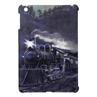 Tren mágico del Victorian del motor de vapor iPad Mini Coberturas