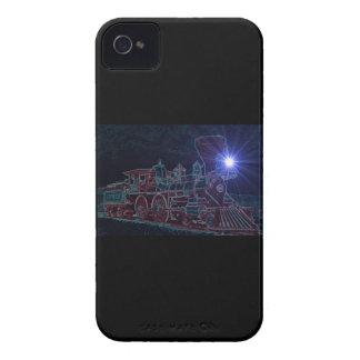 Tren nocturno Case-Mate iPhone 4 funda