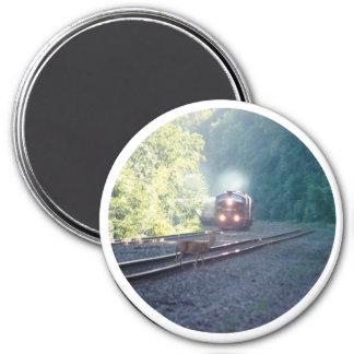 Tren-OCS 8/22/97 del coche de la oficina de Imán Redondo 7 Cm
