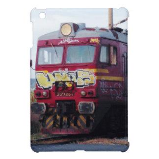 Tren pintado pintada iPad mini protectores