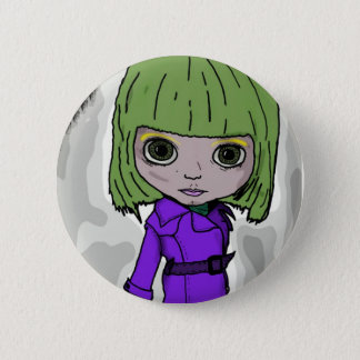 Trench Coat Blythe Button