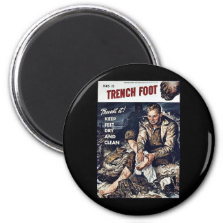 Trench Foot Magnet