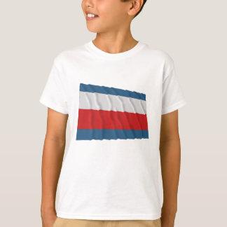 Trencin Waving Flag T-Shirt