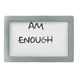 trend chic funny text belt buckle