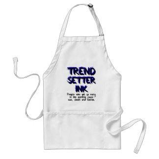 Trend Setter Ink - #2 Adult Apron