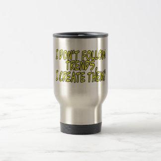 Trend Setter Travel Mug