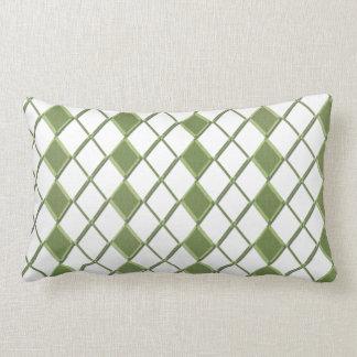 Trendiges Karo sample Zierkissen Lumbar Pillow