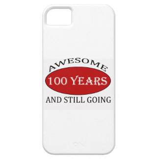 TRENDING 100 YEARS OLD BIRTHDAY DESIGNS iPhone SE/5/5s CASE