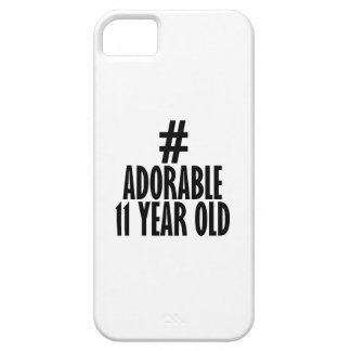TRENDING 11 YEARS OLD BIRTHDAY DESIGNS iPhone SE/5/5s CASE