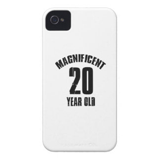 TRENDING 20 YEAR OLD BIRTHDAY DESIGNS Case-Mate iPhone 4 CASE
