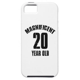 TRENDING 20 YEAR OLD BIRTHDAY DESIGNS iPhone SE/5/5s CASE