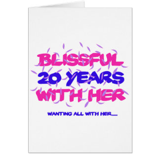 Trending 20th marriage anniversary designs