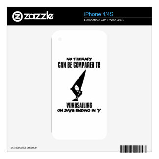 Trending and awesome Wind-sailing designs Skins For The iPhone 4S