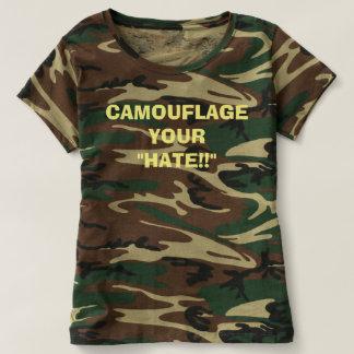 TRENDING Camouflage t-shirt for women