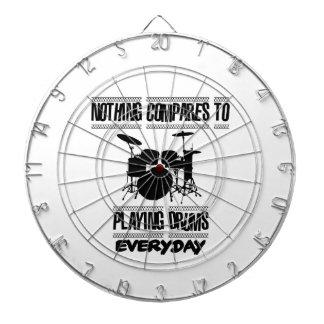 Trending Drummer designs Dartboard With Darts