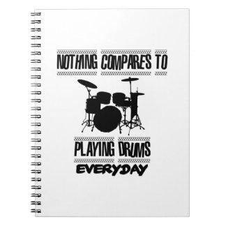 Trending Drummer designs Notebook