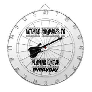 Trending Guitar player designs Dartboard
