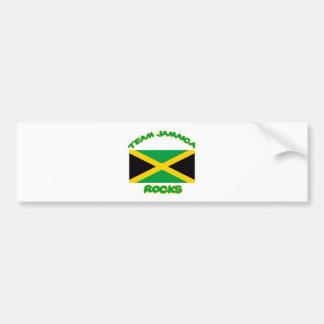 Trending Jamaican DESIGNS Bumper Sticker
