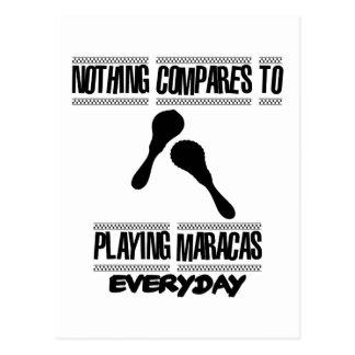Trending Maracas designs Postcard