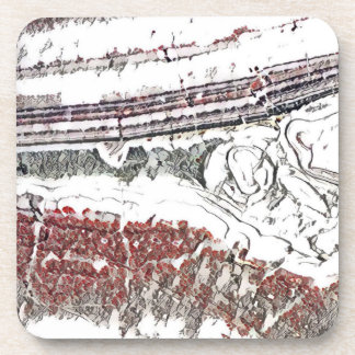 Trending Marble Abstract Design Coaster