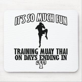 Trending Muay thai designs Mouse Pad
