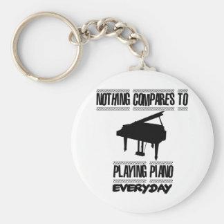Trending Piano player designs Keychain