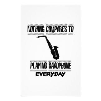 Trending Saxophone designs Stationery