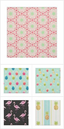 Trending: Summer Fabrics