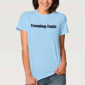 Trending Topic Shirt