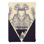 Trendium Vintage Symmetrical Skeleton Triangle Case For The iPad Mini