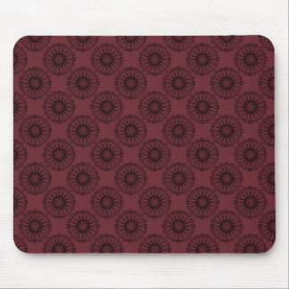 Trendsetter Mousepad, Maroon Mouse Pad