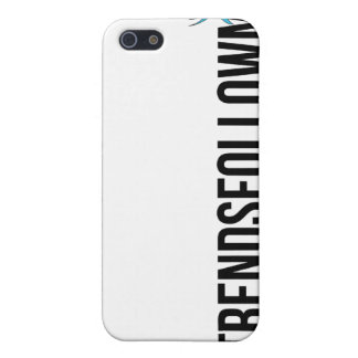 #TrendsFollowMe Twitter Trends iPhone Case iPhone 5/5S Case