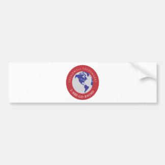 Trendwell Trademarks Bumper Sticker