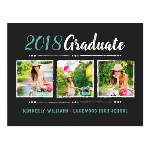 graduation announcement postcards