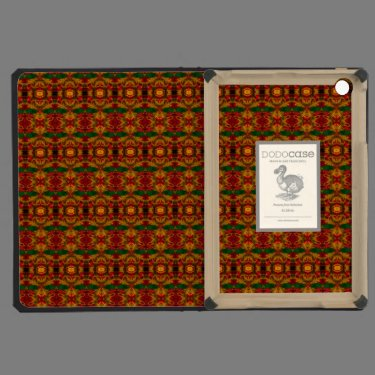 Trendy abstract pattern iPad mini cases