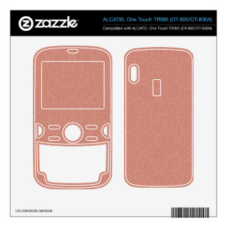 Trendy Abstract Pattern ALCATEL Tribe Skin