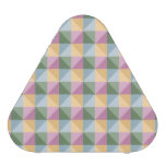 Trendy Abstract  square and triangle pattern Bluetooth Speaker