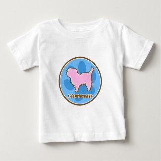 Trendy Affenpinscher Baby T-Shirt