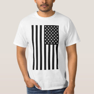 Trendy American Flag Shirt