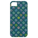 Trendy Artistic Watercolor Floral Pattern iPhone 5 Cover